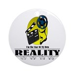 Reality TV Keepsake (Round)