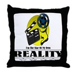 Reality TV Throw Pillow