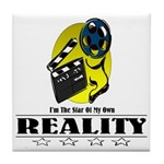 Reality TV Tile Coaster