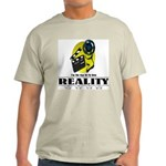 Reality TV Ash Grey T-Shirt