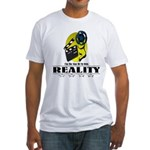 Reality TV Fitted T-Shirt