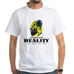 Reality TV White T-Shirt