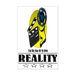 Reality TV Mini Poster Print