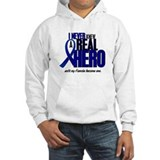 Never Knew A Hero 2 Blue (Fiancée) Jumper Hoody