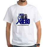 Never Knew A Hero 2 Blue (Fiancée) Shirt
