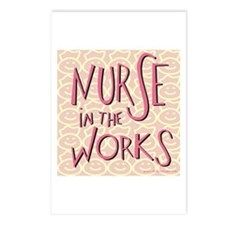 Nurse in the Works Postcards (Package of 8)