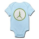 Warrior Pose Onesie