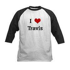 I Love Travis Tee
