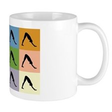 Downward Dog Yoga Coffee Mug