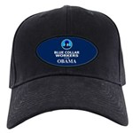 Blue Collar Workers for Obama Black Cap