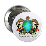 "Save the Reef 2.25"" Button (10 pack)"