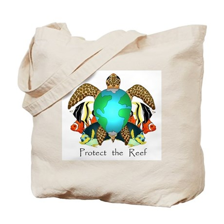 Save the Reef Tote Bag