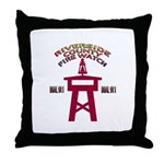 Rivco Firewatch Throw Pillow
