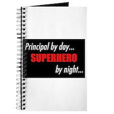 Superhero Principal Journal