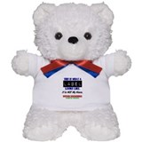 Label 1 Autism (Niece) Teddy Bear