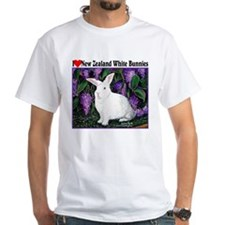 New Zealand White Bunnies Shirt