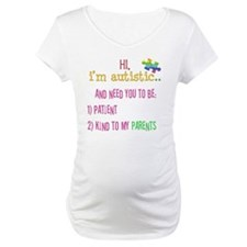 Autism Awareness Tee Shirt