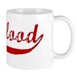 Trueblood (red vintage) Coffee Mug