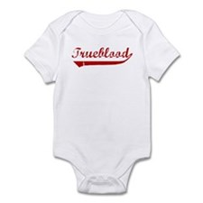 Trueblood (red vintage) Infant Bodysuit
