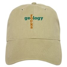 Geology Rocks Baseball Cap