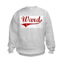 Ward (red vintage) Sweatshirt