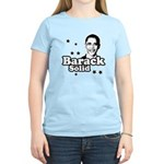 Barack Solid Women's Light T-Shirt