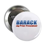 Barack for President Button