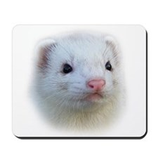 Ferret Face Mousepad