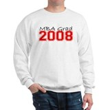 MBA Grad 2008 (Red) Jumper