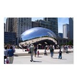 Greetings from Millennium Park In Chicago!