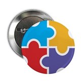 "ASD Puzzle 2.25"" Button"