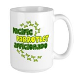 Afficionado Pacific Parrotlet Mug