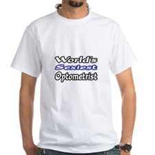 """World's Sexiest Optometrist"" Shirt"