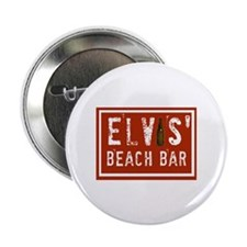 "Elvis' Btl Logo 2.25"" Button (100 pack)"