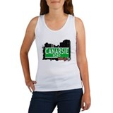 CANARSIE ROAD, BROOKLYN, NYC Women's Tank Top