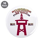 "Rivco Firewatch 3.5"" Button (10 pack)"