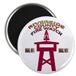 "Rivco Firewatch 2.25"" Magnet (100 pack)"