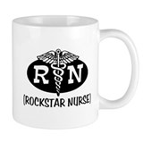 Rockstar Nurse Coffee Mug