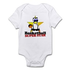 Basketball Super Star Infant Bodysuit