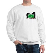 11th STREET, BROOKLYN, NYC Sweatshirt