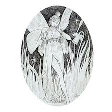 Fairy Keepsake (Oval)