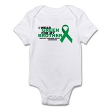 CP: Green For Brother Infant Bodysuit