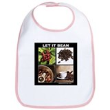 Let It Bean Bib