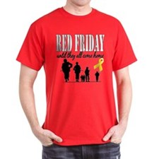 Cute Red friday T-Shirt