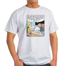 Plagiarism Term Paper T-Shirt