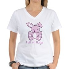 Full of Hugs Bunny Shirt