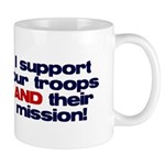 Troops & Mission Mug