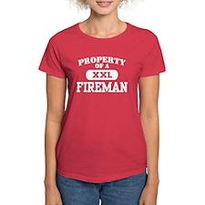 Property of a Fireman Tee