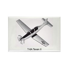 T-6A Texan II Rectangle Magnet