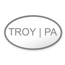 Troy Decal